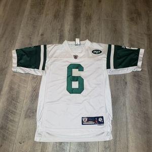 Mark Sanchez reebok jets jersey size small